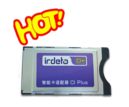IRDETO 爱迪德CI+有条件接收模块