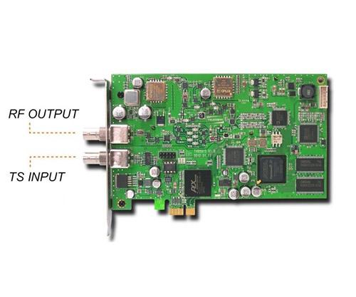 TVB591S PCIE多制式数字电视码