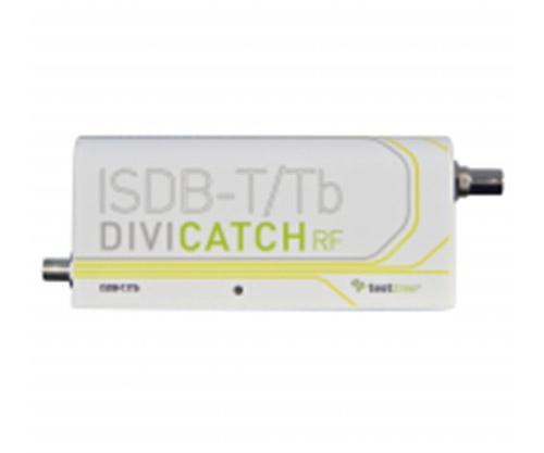 DIVICATCH RF-ISDB-T/Tb 接收刻录器