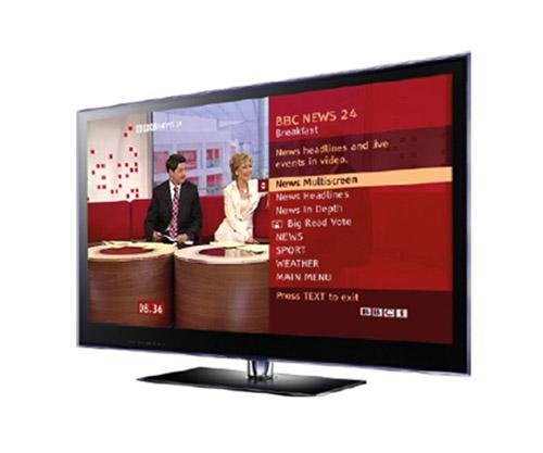 MHEG-5电视互动服务中间件